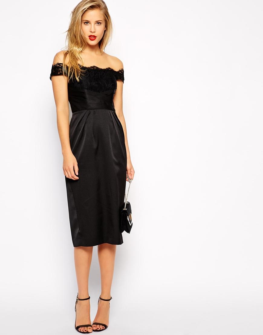La robe noir guerlain