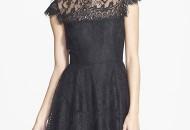 robe bustier noir pas cher