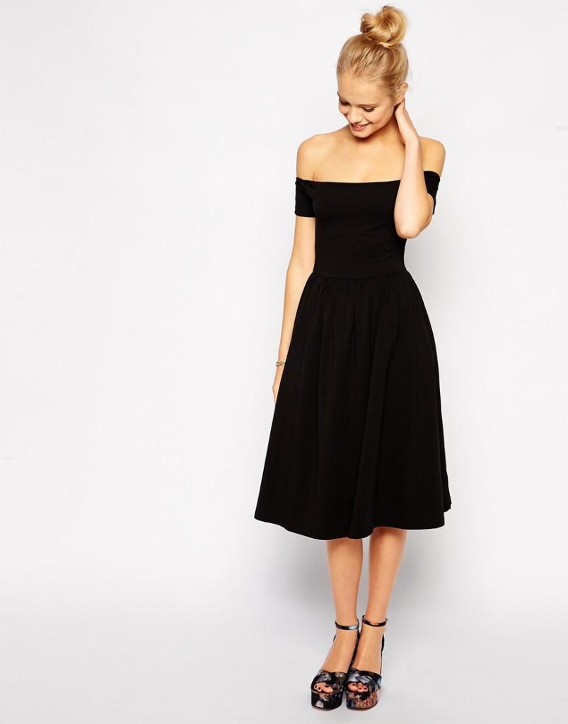 robe de mariée noir et blanche pas cher