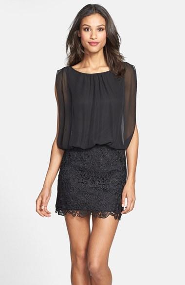 robe de soiree noir longue