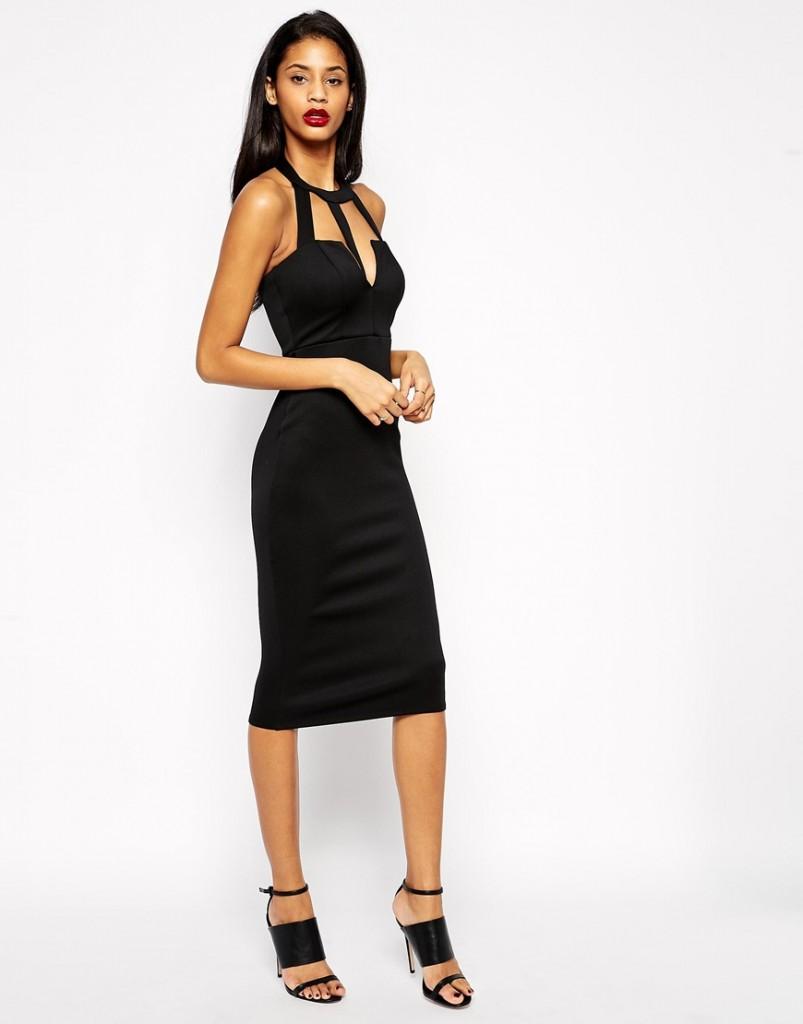 robe noir pour mariage