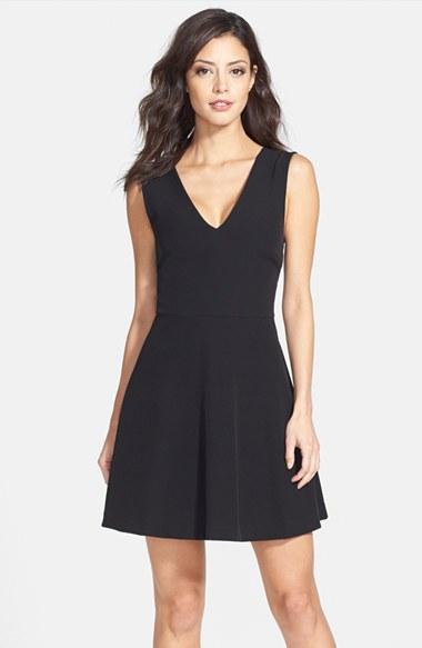 robe noire bonobo