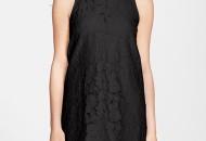 robe noire habillee