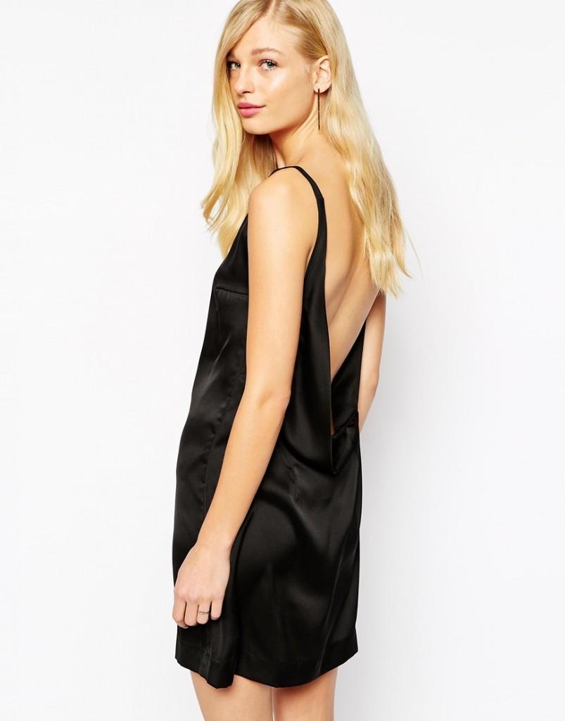 robe noire manoukian