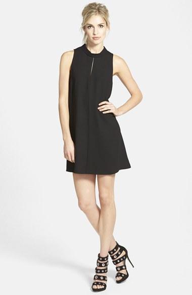 robe sandro noire