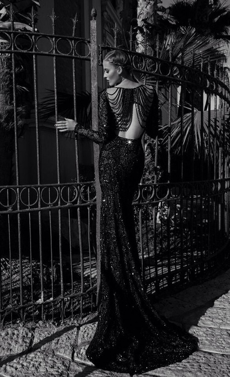 robe noire classe
